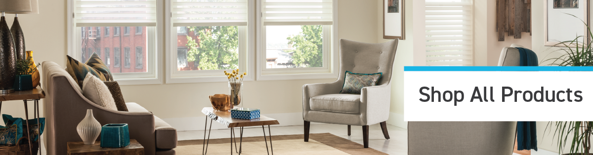 Shop All Custom Blinds And Shades Lowe S Custom Blinds Shades Store