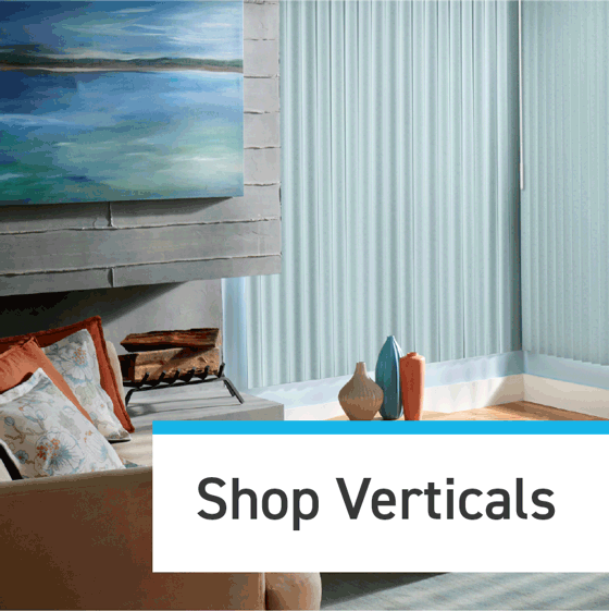 Shop All Custom Vertical Blinds And Shades Lowe S