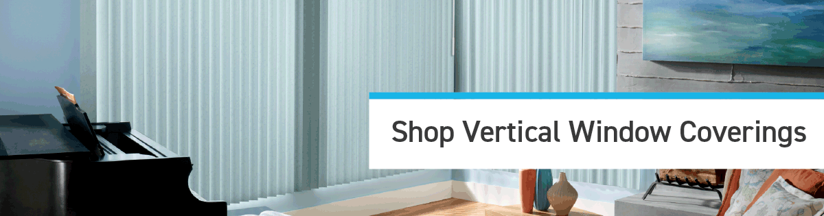 Shop All Custom Vertical Blinds And Shades Lowe S Custom Blinds
