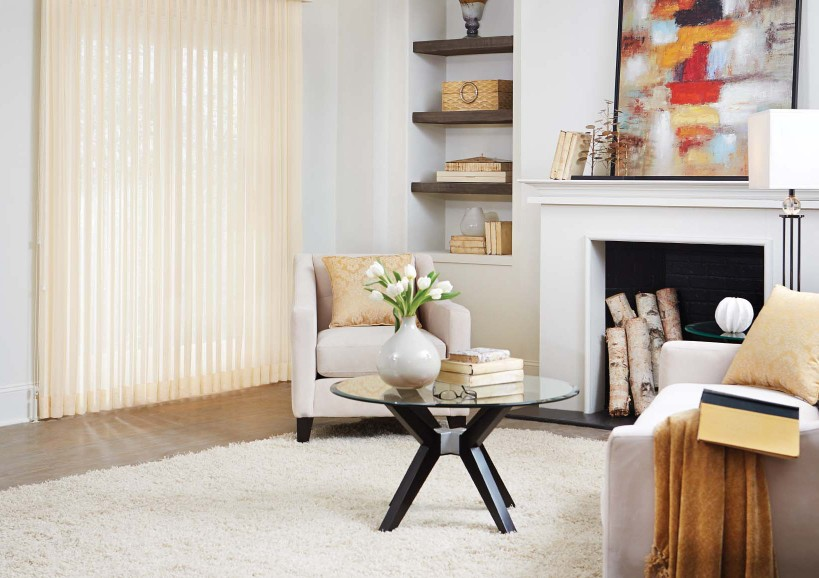 Shop All Custom Vertical Blinds And Shades Lowes Custom Blinds